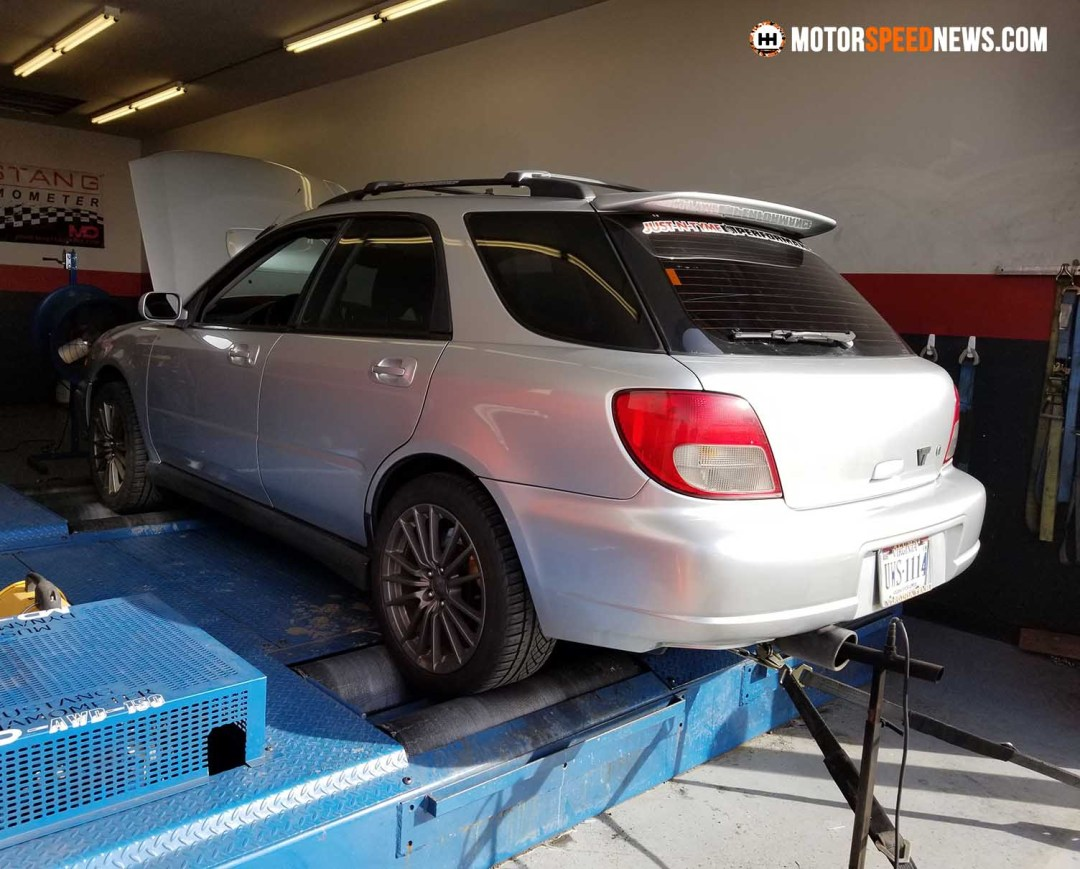 Wills WRX build - Dyno Day at 5250 Performance - Image 2