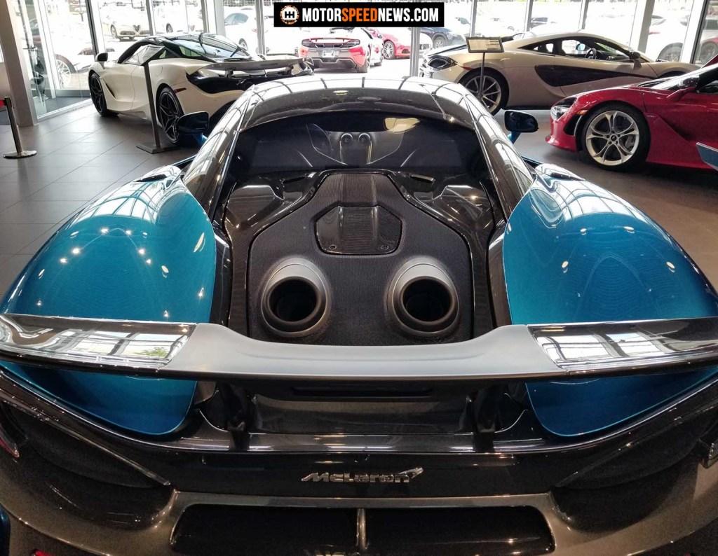 McLaren of Denver