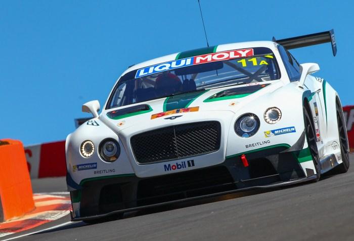 Motorsport.ie Bentley