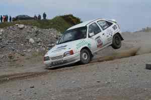 Foxford's Stephen Doherty landing 2nd in Class 2
