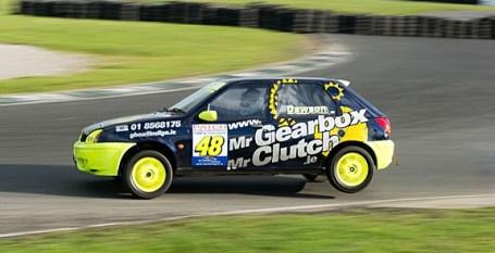 Patch Fiesta 3 Wheels
