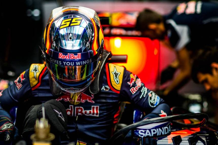 Carlos Sainz China 2
