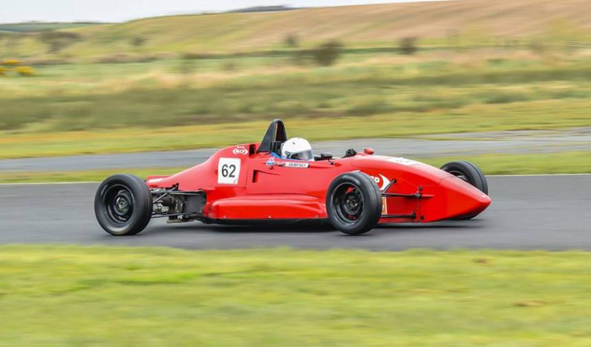 Dempsey is progressing well in his maiden FF1600 year.