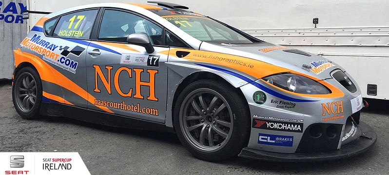 Butler teams up with former ITCC Champion Erik Holstein at Murray Motorsport.