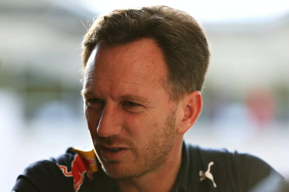 Red Bull Horner Bahrain