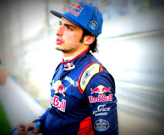 STR Sainz Bahrain