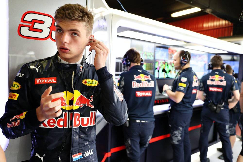 Max Spanish GP FP