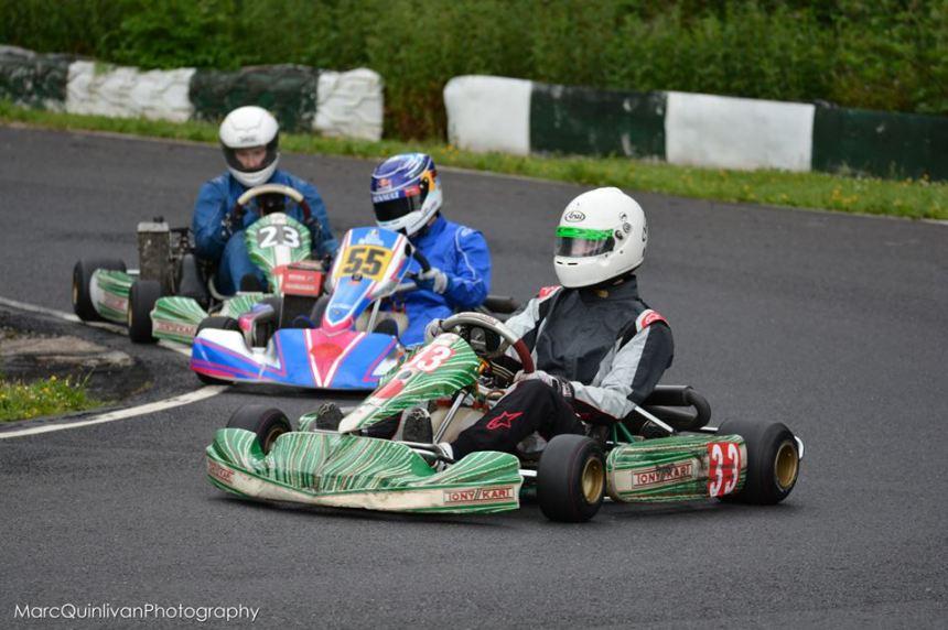Rotax 165 - Shane Mullins