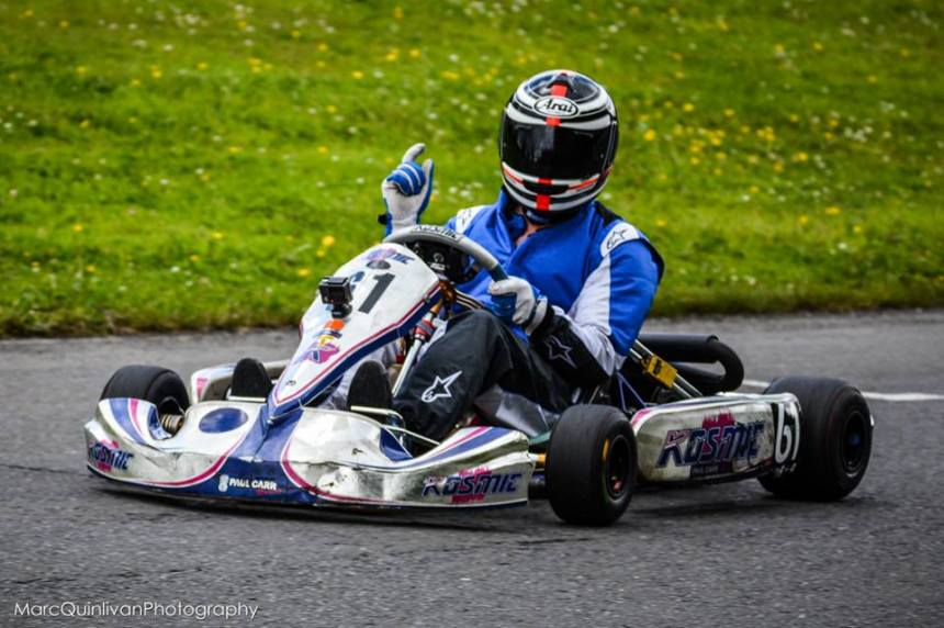Rotax 180 - Barry Smith
