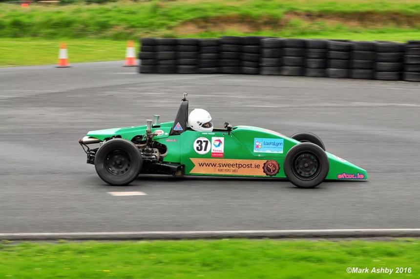 Aimee Woods is on of the contenders for the 2016 Finol Star Of Tomorrow Championship, Image from Mark Ashby