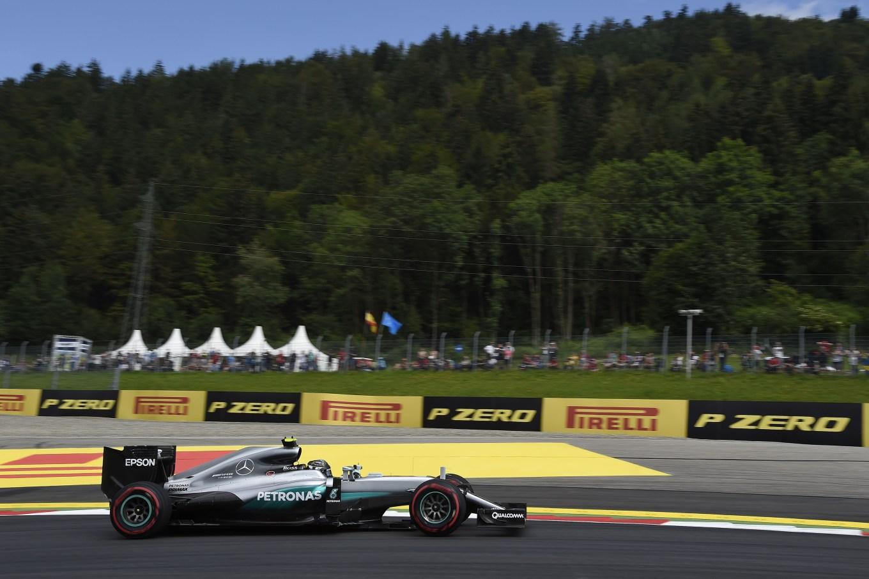 GP AUSTRIA F1/2016