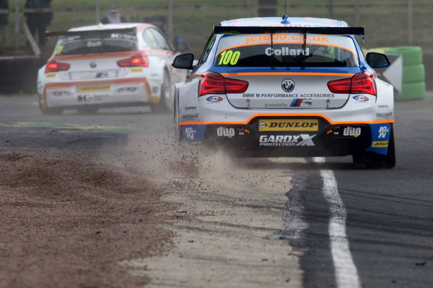 Rob Collard (GBR) Team JCT600 with GardX BMW 125i M Sport