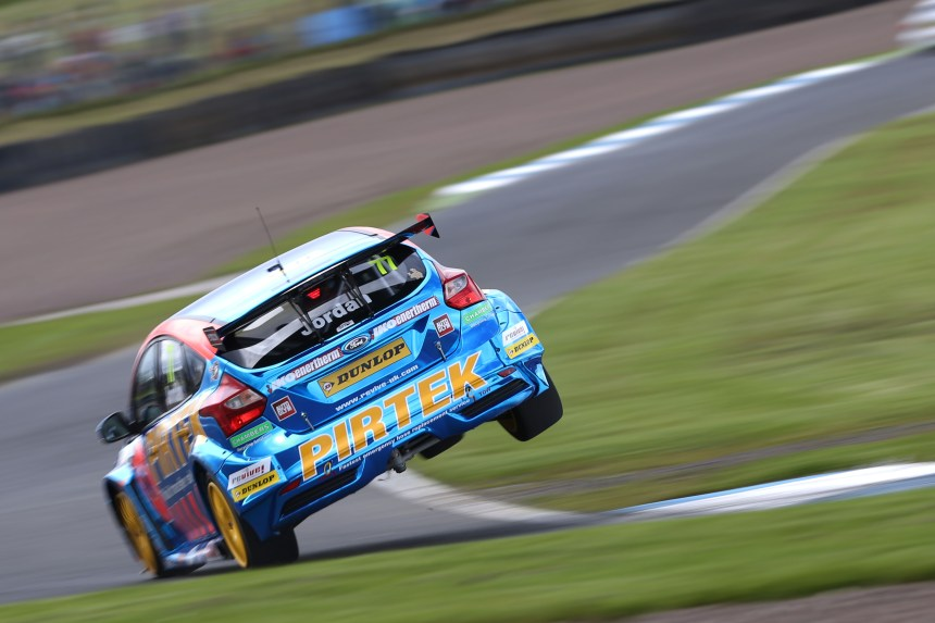Andrew Jordan (GBR) Pirtek Racing Motorbase Performance Ford Focus