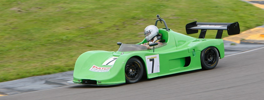 Nicole Drought. Global GT Light. Anglesey Circuit Crop