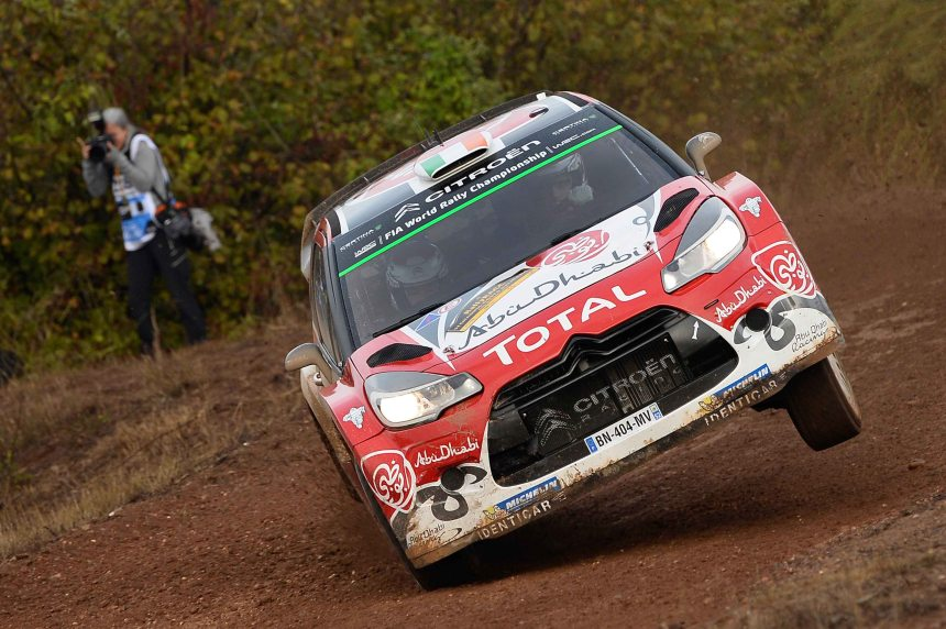 FIA WORLD RALLY CHAMPIONSHIP 2016 -WRC Spain (SPA) -  WRC 13/10/2016 to 16/10/2016 - PHOTO :  @World
