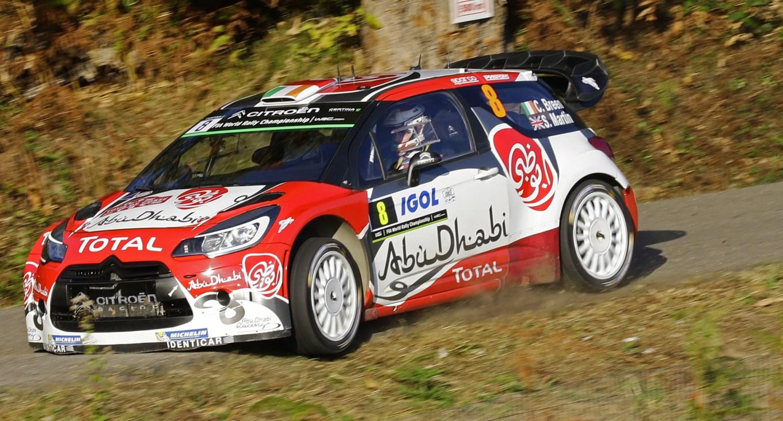 FIA WORLD RALLY CHAMPIONSHIP 2016 - WRC CORSICA