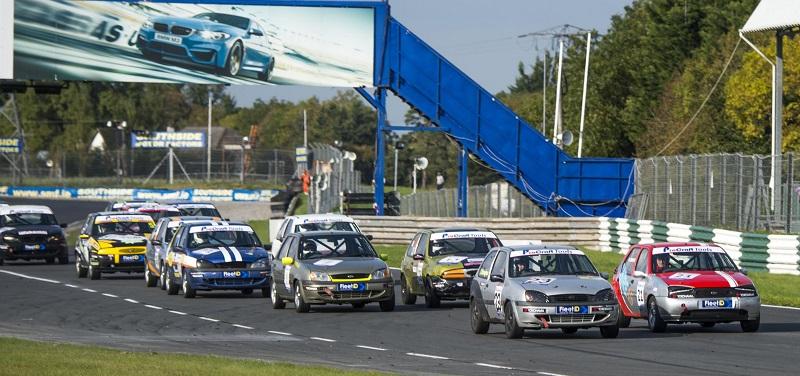Zetec Fiestas Michael Chester Motorsport.ie