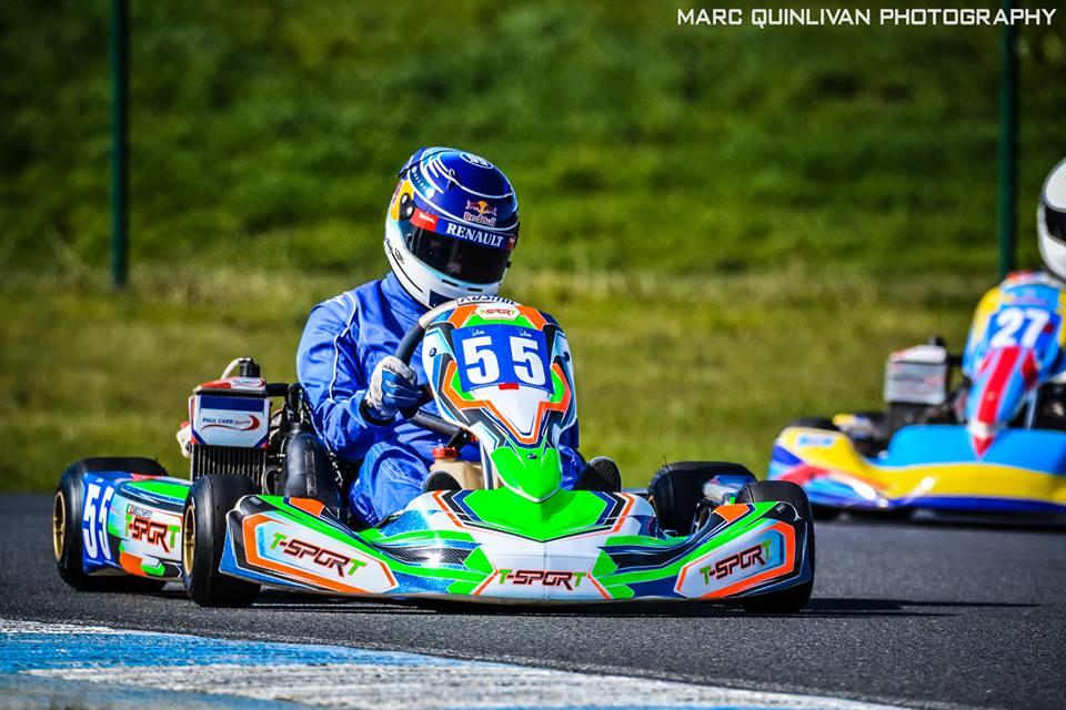 Patrick Finnegan, Rotax 165