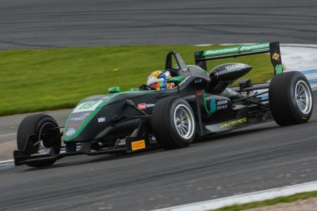 Cian Carey - Chris Dittmann Racing Dallara F311 Volkswagen Spiess