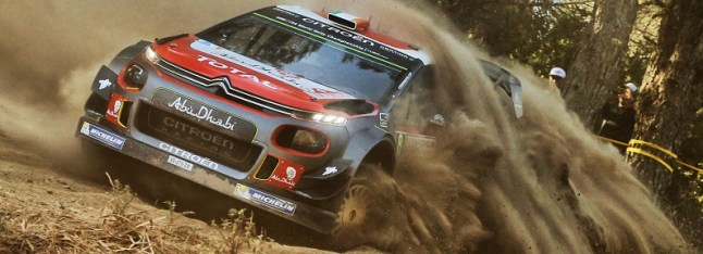 FIA WORLD RALLY CHAMPIONSHIP 2017 -WRC Italy Sardegna (ITA) - WRC 08/06/2017 to 11/06/2017 - PHOTO : @World