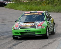 Jason Ryan Kegan O'Farrell first IMC crew home and in a class of their own brilliant drive mixing with the big bang Escorts all day