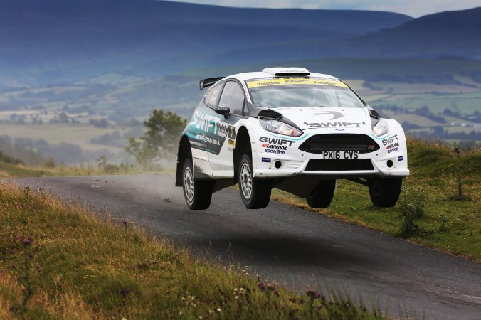 Matt Edwards / Phil Clarke Ford Fiesta R5