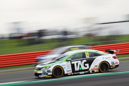 Jake Hill (GBR) TAG Racing Volkswagen CC