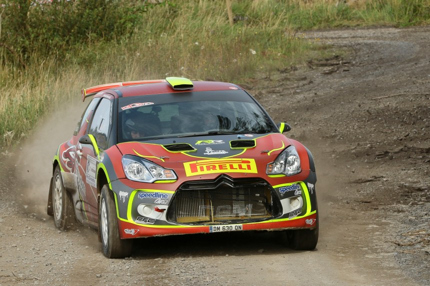 N.I Rally Title Battle Hots Up After Lakeland Stages Rally ...