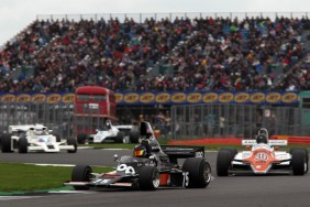 Silverstone Classic 28-30 July 2017 At the Home of British Motorsport FIA Masters F1 FISKEN Gregor, Shadow DN5 Free for editorial use only Photo credit – JEP