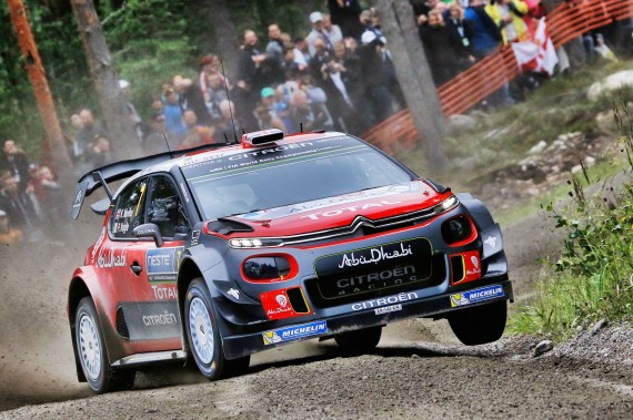 FIA WORLD RALLY CHAMPIONSHIP 2017 -WRC Finland (FIN) - WRC 26/07/2017 to 31/07/2017 - PHOTO : @World
