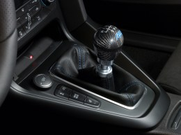Ford Performance Parts Focus RS gear knob