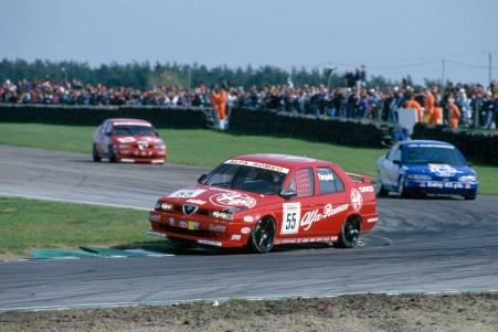 1994 British Touring Car Championship World Copyright: LAT Photographic phcaption