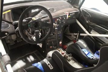 1999 Ford Focus WRC Rally Car - Ex-Colin McRae interior 2