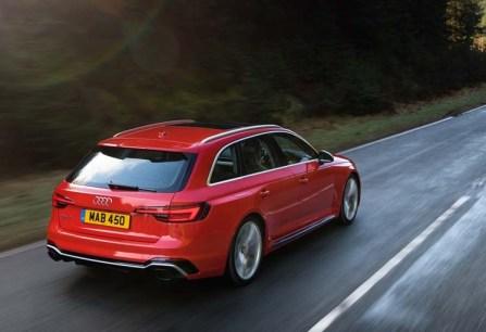 Audi RS4 Avant f