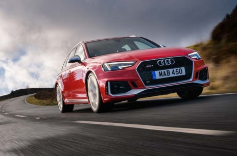 Audi RS4 Avant g