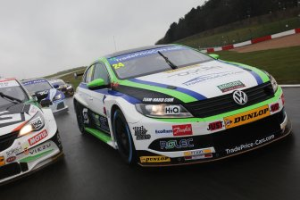 Jake Hill (GBR) TAG Racing Volkswagen CC