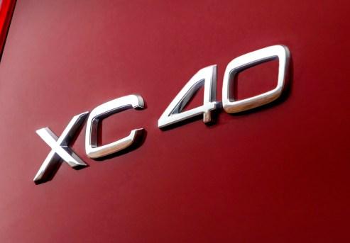 Volvo XC40 e