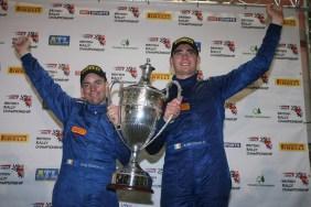 Keith Cronin/Greg Shinnors Mitsubishi Lancer Evo 9