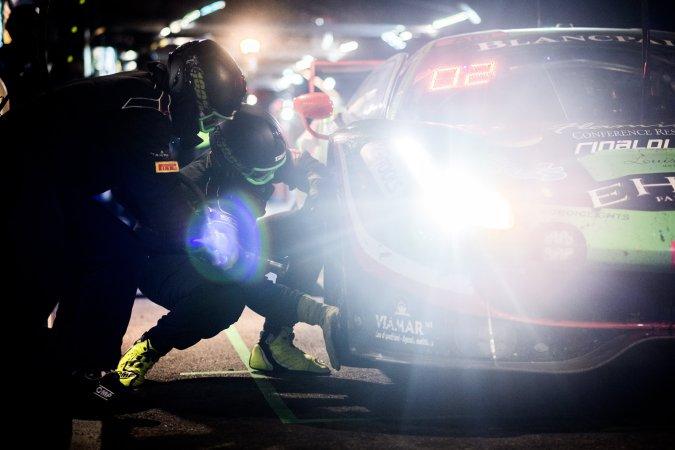 July 27-30, 2017 - Total 24 Hours of Spa, Team HB Racing, Bernard Delhez, Gilles Vannelet,Mike Stursberg, Christopher Zanella, Lamborghini Huracan GT3