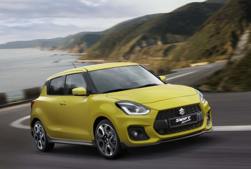 Suzuki Swift Sport a