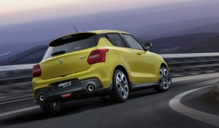 Suzuki Swift Sport b