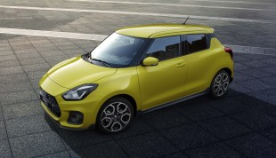 Suzuki Swift Sport e