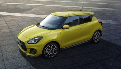 Suzuki Swift Sport e