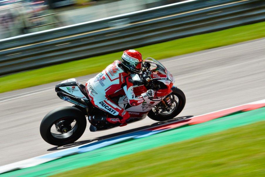 Thruxton Ducati