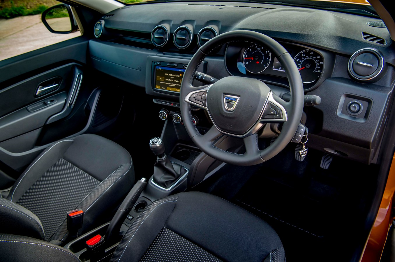 new Dacia Duster a