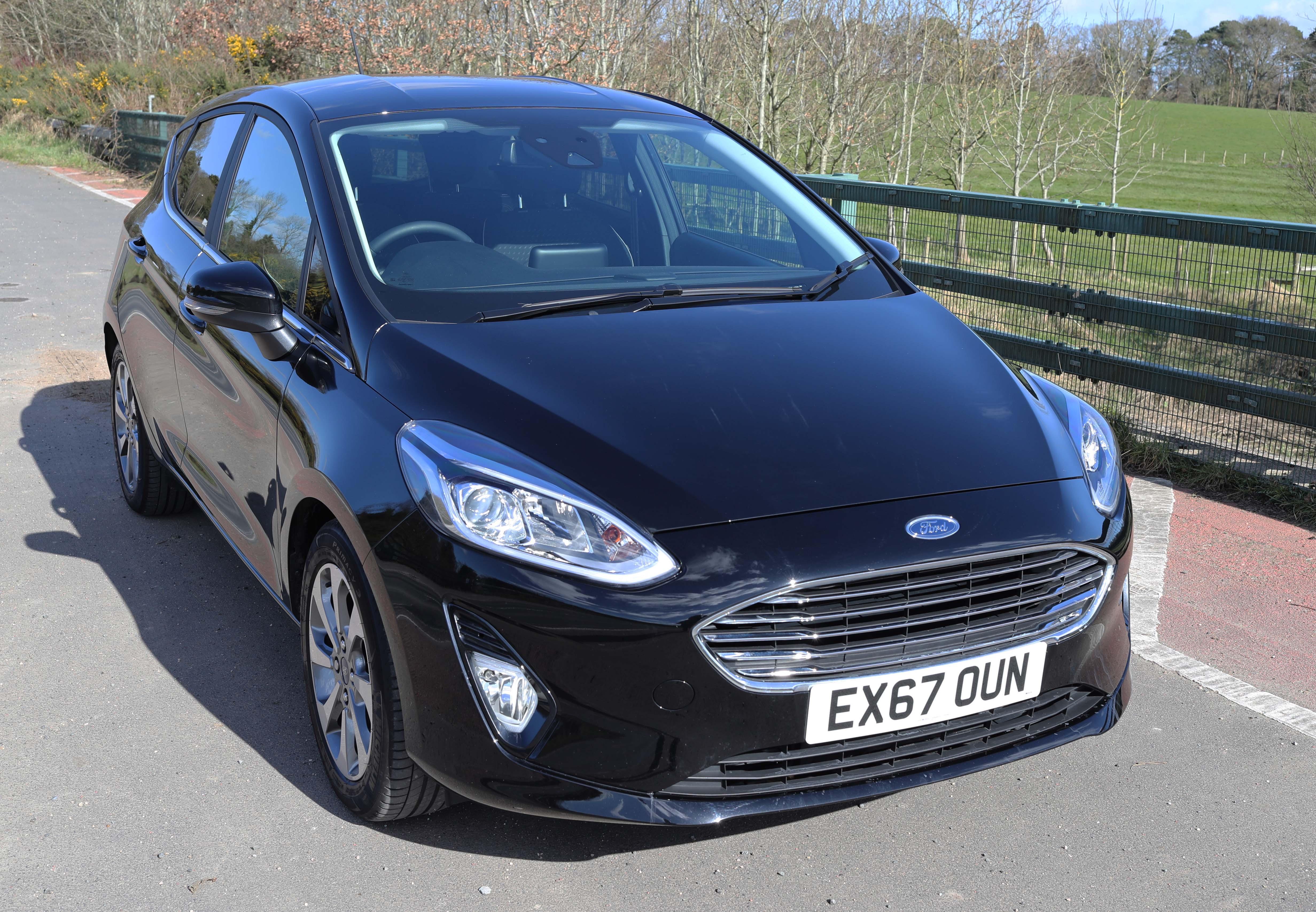 new Ford Fiesta c