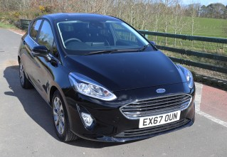 new Ford Fiesta c