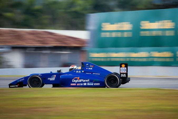 Jordan Dempsey Pinnacle Motorsport