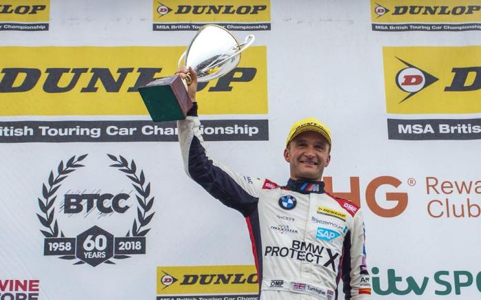 Turkington Podium