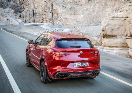 Alfa Romeo Stelvio c